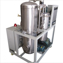 COP-S Series Stainless Steel Walnut Oil Reclaimer Drying Machine With CE Certificate