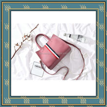 Chinese supplier pu designer wholesale leather handbags, fashion woman leather handbag