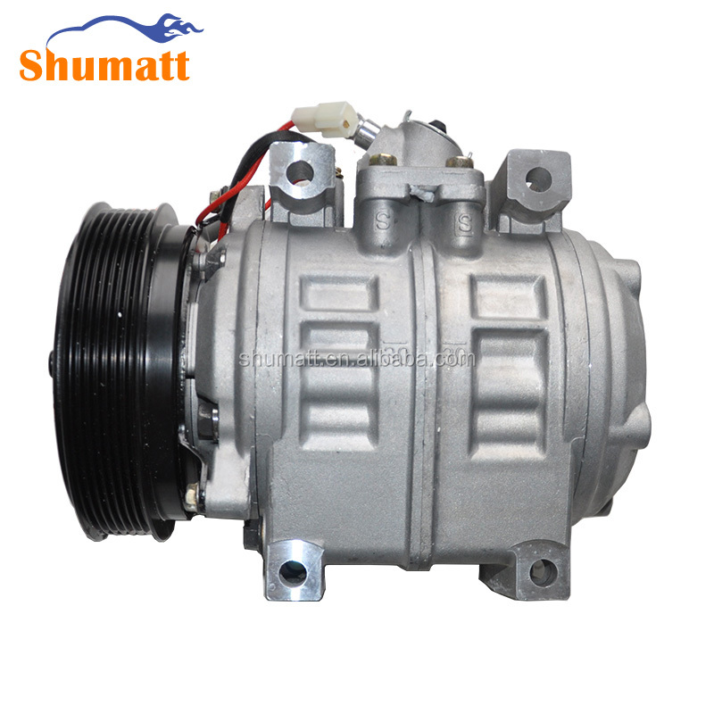 7 Pk Clutch Attached Car Aircon 12v 24v Denso AC Compressor 10P30C