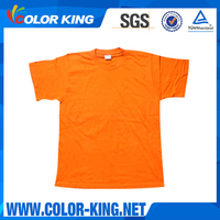 Custom High Quality 100 Polyester Sublimation t shirt