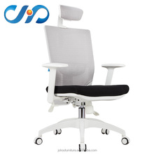 Tall High Back High Quality Modern Ergonomic Executive White Office Chair with back support M-31