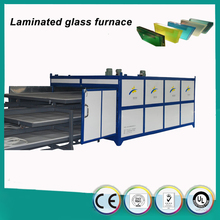 High precision vacuum eva glass laminating machine(Three Layers)