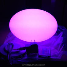 Factory price Rechargeable led floor egg shape outdoor led lamp