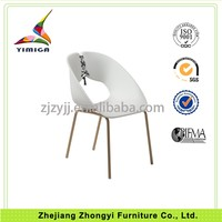 Promotional Cheap price restaurant plastic chair rest