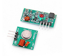 433MHz long-distance wireless communication module receiver and transmitter PCB board high quality