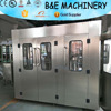 3 in 1 unit mineral water filling packing machine of water production line