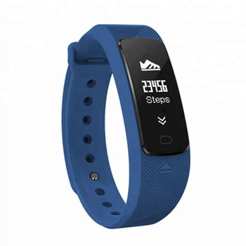 SMAWATCH smart heart rate monitor watch with blood pressure monitors IP68 waterproof smart band B2