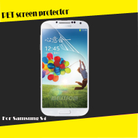 Free Sample Crystal Clear Mobile screen protector for Samsung galaxy s3 s4 s5 i9300 19500 i9600
