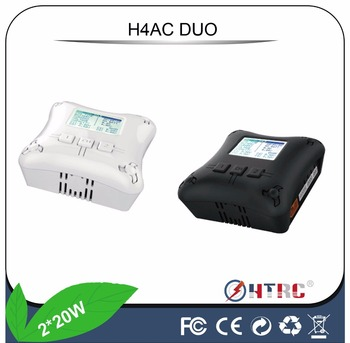 H4 DUO RC Drone Spare Part Balance Charger Supports 2-4S Lipo Battery