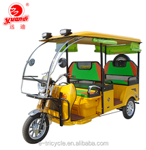 Electric Passenger Three Wheel Motorcycle for Sale