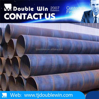 hot rolled carbon steel pipe/A106 /API 5L/ASTM/spiral pipe / tube /pipe