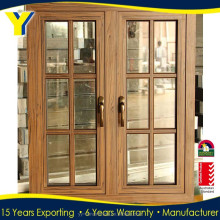 USA Hot sale Factory wholesale Double glazing thermal break Aluminum Windows/casement window/casement window hinges