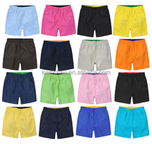 wholesale low price custom brand breathable polyester waterproof men board surfing pants beach shorts