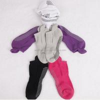 Custom logo unisex barre grip socks manufacturer