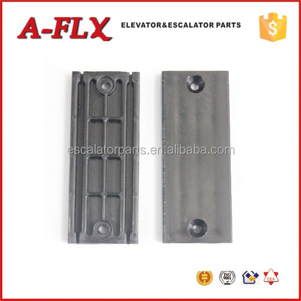 Elevator Steel slide GAA385GX1 used for elevator spare parts