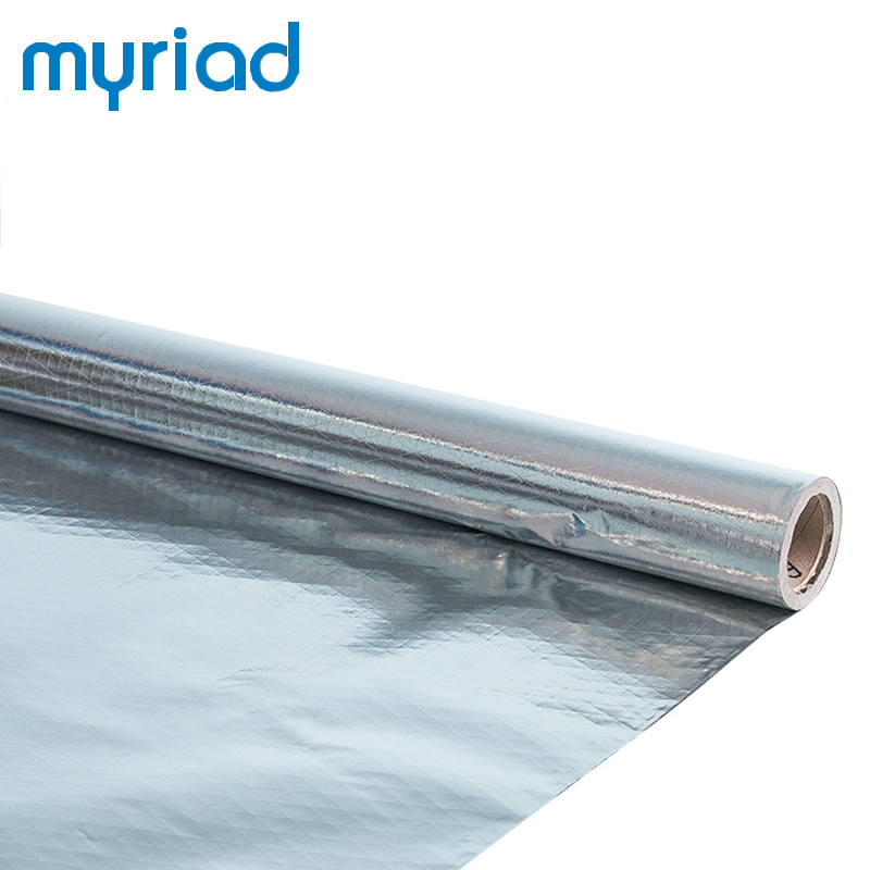 Thin Wall Polyolefin vacuum reflective foam insulation