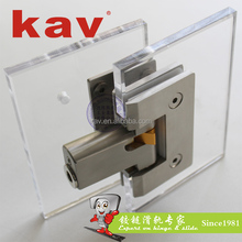 stainless steel hinges 90 degree self closing glass shower door hinges