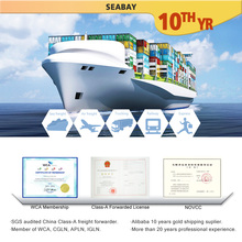 competitive in china top 10 international shipping company