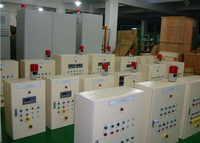 PLC Electrical Control Cabinet