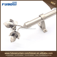 High Quality Cheap Custom 0.5/0.6/0.7/0.8Mm Thickness Curtain Rod