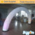 Commercial LED Light Entrance Arch Supports Inflatables For Sale