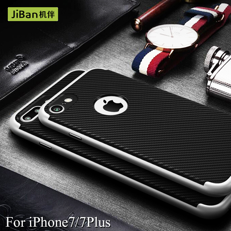 TPU&PC Hybird Mobile Phone Back Cover Case for iPhone 6 Case For iPhone 6s Plus Cell Phone