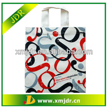Top Quality Custom Printed Cotton Shopping Bag Wholesale