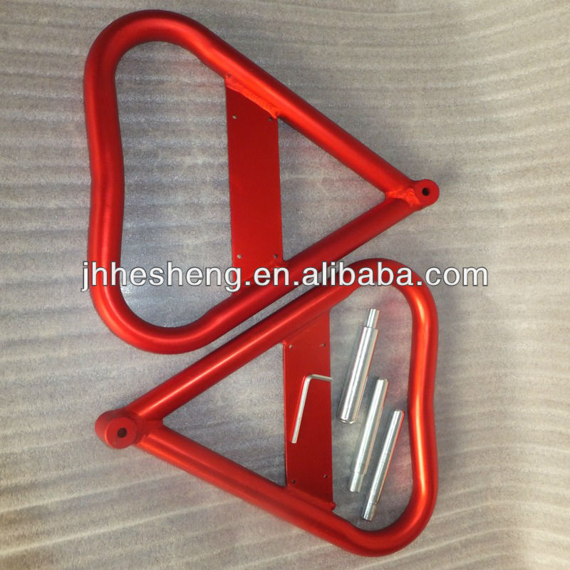 Triangle Display stand for motorcycles(HS-MM7)