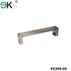 Brushed Nickel Cupboard Handle Kitchen Cabinets Door Handles