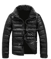 2015 Men's Straight Down jacket Winter Comfy Down Jacket Man Coat