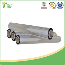19micron 24 micron Polyester Metalized Thermal Lamination Roll Films Silver and Gold