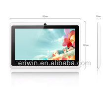 Factory Support 7 Inch MID Tablet PC Manual Android 4.2 Boxchip A13 China Cheap Tablets