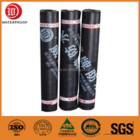 waterproofing roof felt self adhesive rolls roofing with europe standard