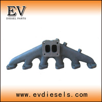 intake manifold DS70 DS60 DS50 overhauling DS80 DS90 exhaust manifold suitable for HINO