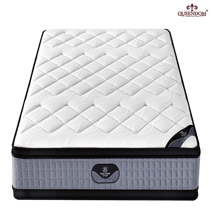 Hot selling bedroom compression mattress warranty pocket spring mattress - Jozy Mattress | Jozy.net