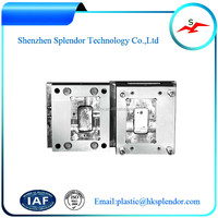 China Professinoal Injection mold for plastic cover