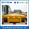 Low Price 40t Flatbed Container Truck