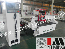 row type auto tool changer cnc cutting machine for wood furniture /aluminum/musical instrument