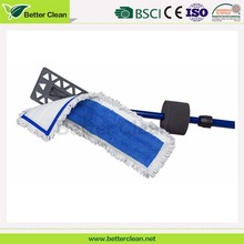 Household chenille microfiber material floor cleaning steam mop pads