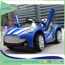 Kids Toy Vehicle 6V Electric Car Radio Control Toys Baby Ride On Car