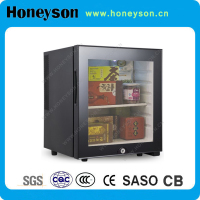 42L Hotel mini bar fridge semi conductor mini refrigerator