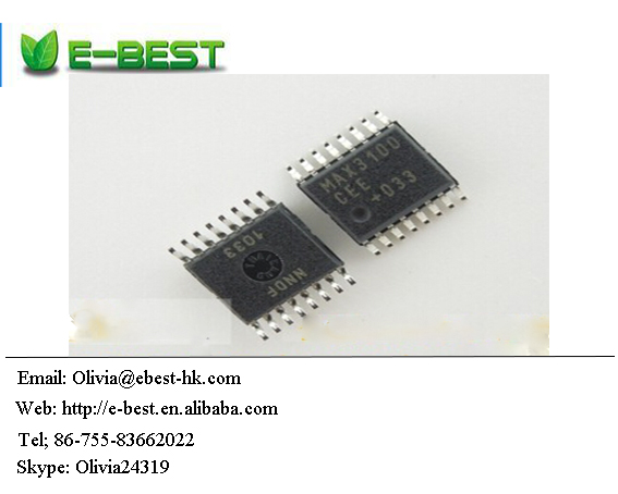 others Electronic Components MAX3100CEE