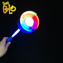 Birthday Party Favor DIY LED Flashing <strong>Windmill</strong> Toy for Sale