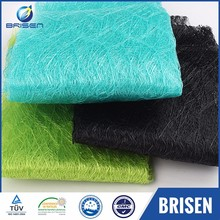 Colors embroider polyester tulle decoration blue unusual upholstery fabrics