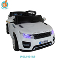 WDJH9168 Popular Design Type Remote Control Baby Electric Box Car 12v For Wholesale Gift Items