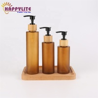 Factory Empty Pet Cosmetic Plastic Face Cleanser Spray Bottle with 150 ml Capacity