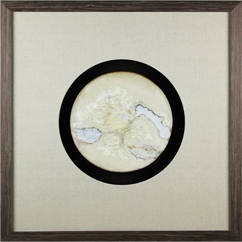 Quality Framed Pottery Wall Art with Mat