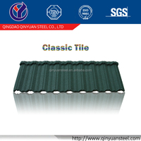 Easy to Install Synthetic Resin Spanish Roof Tile, Heat and Sound Insulation Spanish Roofing Sheet