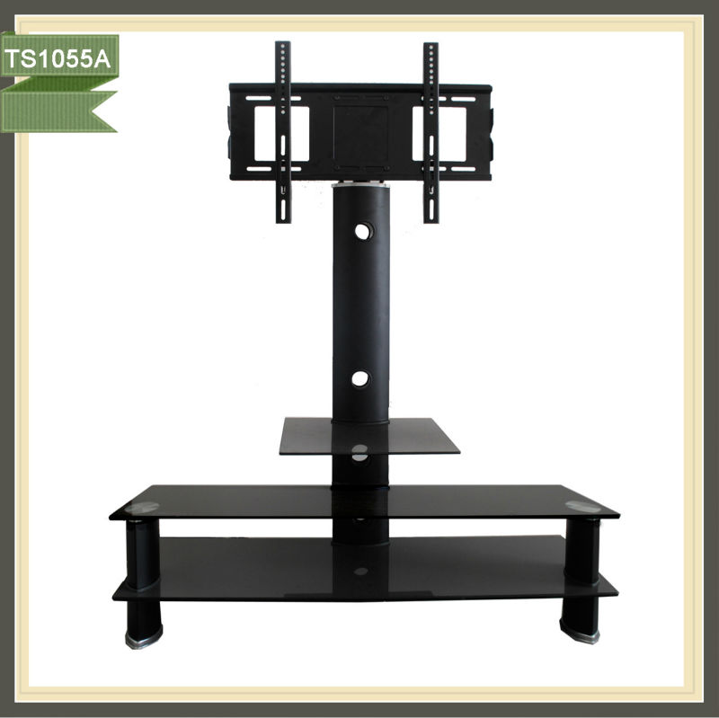 Living Room Furniture modern design lcd tv cabinet moving hanging tv stand