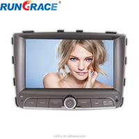 Android ssangyong rexton w 2.2 radio car navigation car dvd player